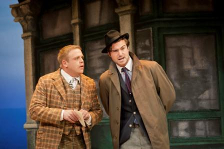 One Man Two Guvnors, Owain Arthur