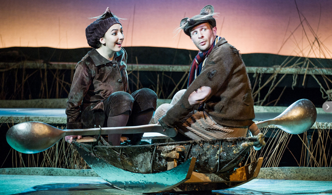 Wind in the Willows - Polka Theatre