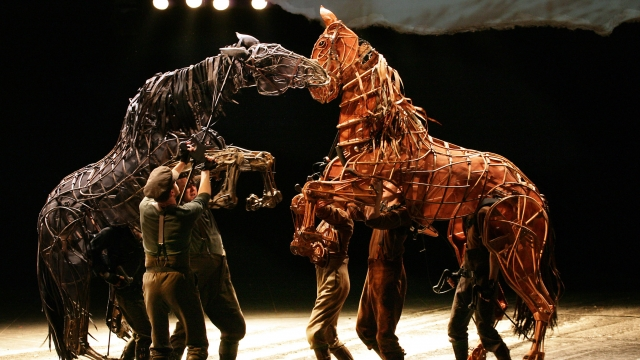 War Horse New London Theatre