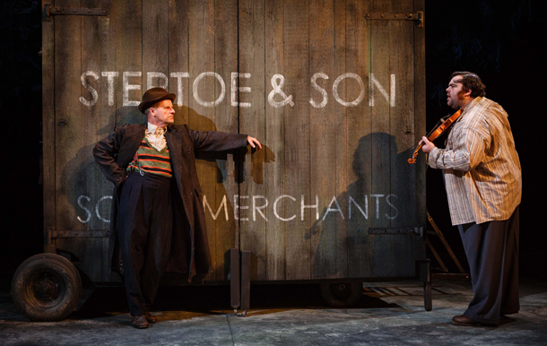 Steptoe and Son Kneehigh