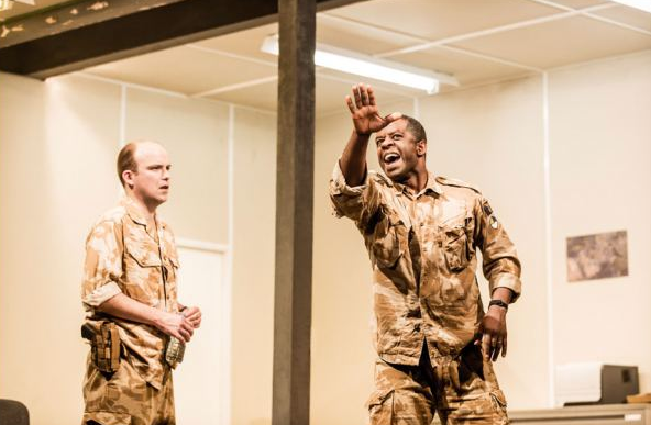 Othello National Theatre - Adrian Lester