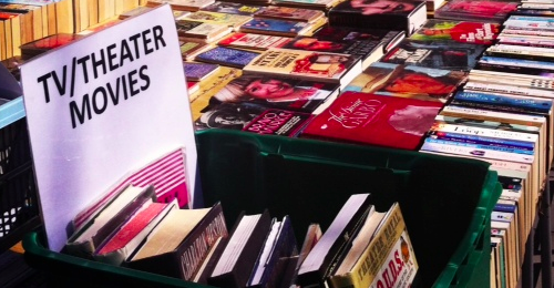 Theatre Bookshop - Southbank Market