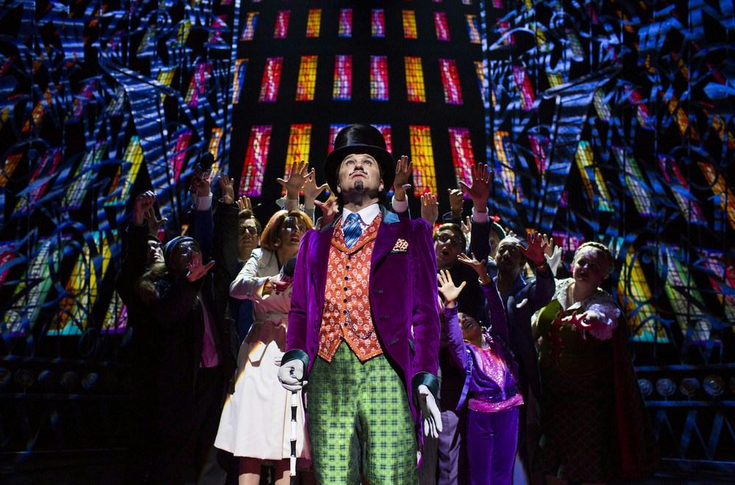 Review: Charlie and the Chocolate Factory - A Younger ...