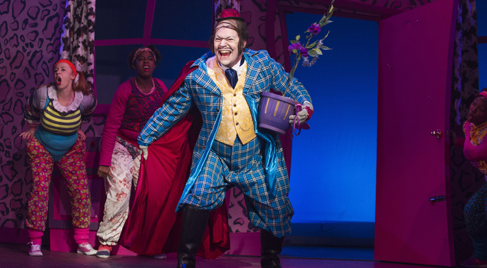 Jack and the Beanstalk Lyric Hammersmith