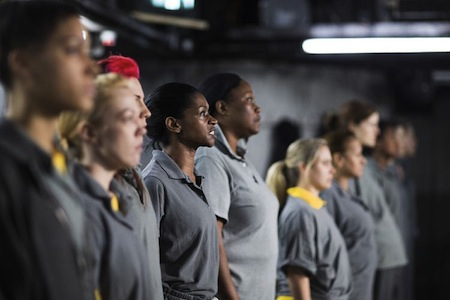 The Donmar Warehouse's all-female Julius Caesar