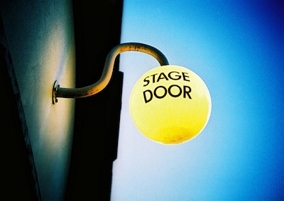 stage door (flickr.com:photos:slimjim:)