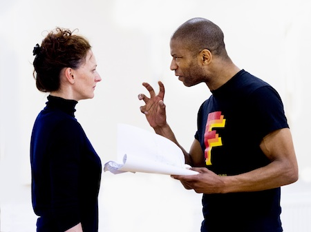 Rehearsals for Idomeneus (c) Bill Knight