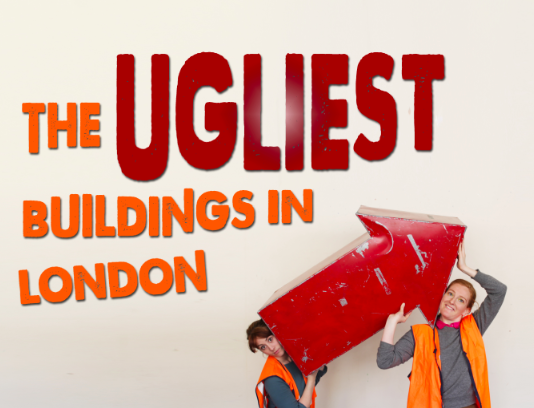 The Ugliest Buildings in London