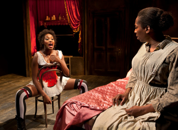 Intimate Apparel Park Theatre