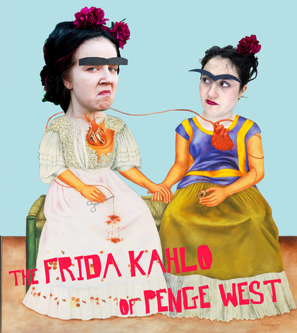 The Frida Kahlo of Penge West