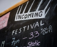 Incoming Festival at The New Diorama.Photo Credit ©Richard Davenport