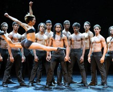 Ballet Revolucion Peacock Theatre