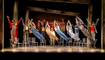 The-Scottsboro-Boys Garrick Theatre