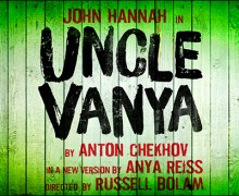 Uncle Vanya St James Theatre