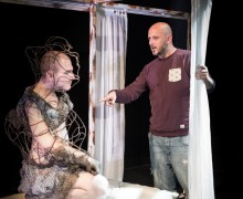 FOURTH MONKEY - ELEPHANT MAN IMAGE - STEVEN GREEN DIRECTS DANIEL CHRISOSTOMOU 1