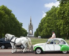 William Mackrell - Deux Chevaux - Albert Memorial