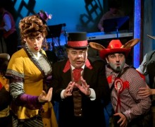 Billy The Kid Western Panto