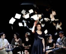 Borges and I New Diorama Theatre