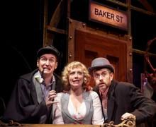 Potted Sherlock Vaudeville Theatre
