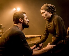 Richard Armitage and Anna Madeley in The Old Vic's The Crucible (c)Johan Persson (9)
