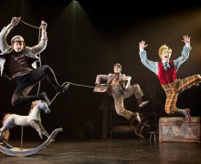 Wind in the Willows Vaudeville Theatre