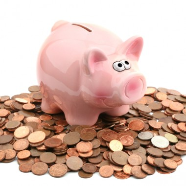 picture-of-piggy-bank-with-pennies-photo