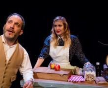 Shaw's Women Tristan Bates Theatret