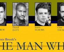 man who