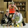 Frances Morrison-Allen, Stuart Semple and Andrew McTaggart in Kido, Scottish Opera 2015. Credit Mark Hamilton
