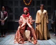Macbeth, Stratford circus - Talula Sheppard