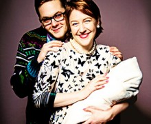 Radiant Vermin - Sean Verey & Gemma Whelan (photo by Anna Soderblom) - THUMBNAIL