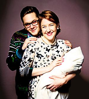 Radiant Vermin - Sean Verey & Gemma Whelan (photo by Anna Soderblom) - THUMBNAIL