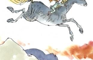 Rosie's Magic Horse - Quentin Blake