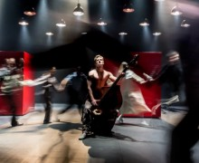 Measure for Measure - Barbican Cheek by Jowl
