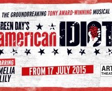 American Idiot the Musical Green Day