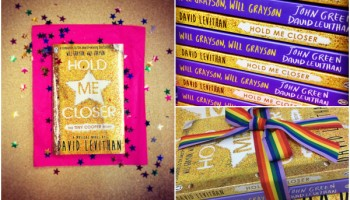 Hold Me Closer young adult fiction