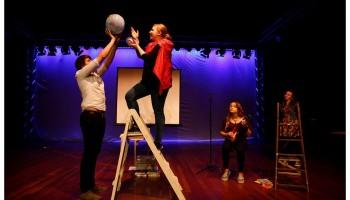 Cartography - Flickbook Theatre