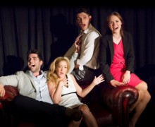 I Love You, You're Perfect, Now Change - arts theatre - Piers Foley Photography