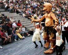 London's Free Open-Air Theatre Season, Cyclops!, The Scoop, 2006