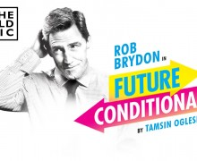 Rob Brydon Future Conditional Ticket Offer