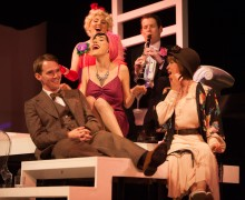 The Great Gatsby, Production image, courtesy Mark Holiday (6)