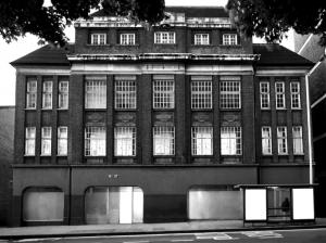 Building exterior LOW-RES