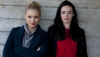 MyAnna Buring and Laura Donnelly