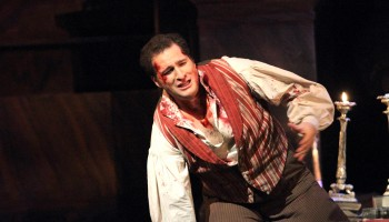 Tosca - Royal Opera House - Catherine Ashmore