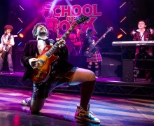 School of Rock - Broadway - photo by Matthew Murphy