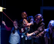 Wrong Crowd present Kite at Soho Theatre London International Mime Festival