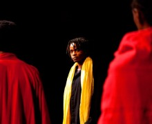 Battlefield, The Young Vic