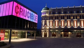 Emerging directors award by Sheffield Theatres Crucible and RTST