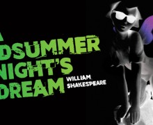 A Midsummer Night's Dream at Lyric Hammersmith Filter 2016 William Shakespeare