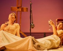 Brideshead Revisited - York Theatre Royal (c) Mark Douet